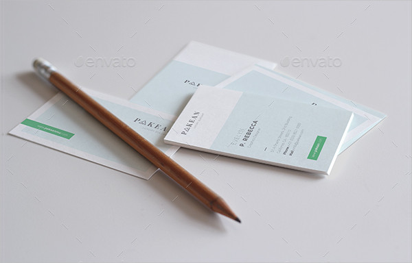 Corporate Minimalist Business Card