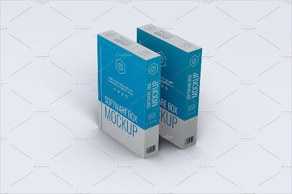 Simple Cardboard Mockups