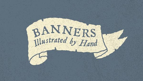 Vintage Banner Design