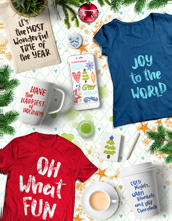 Funny Christmas Fonts