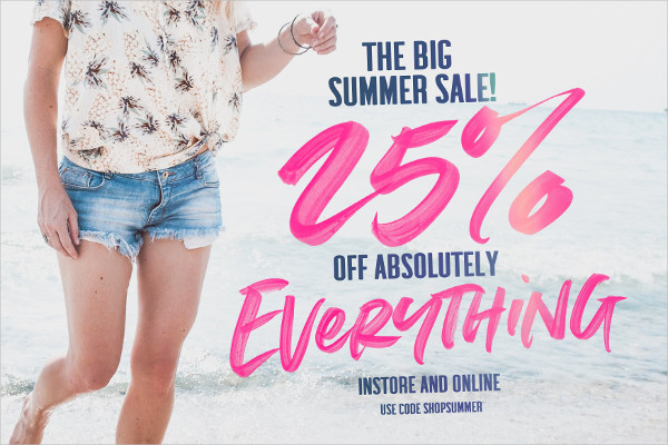 Summer Loving Urban Fonts Collection