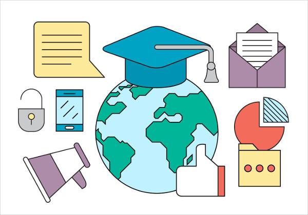 Free Education Icon Set Download