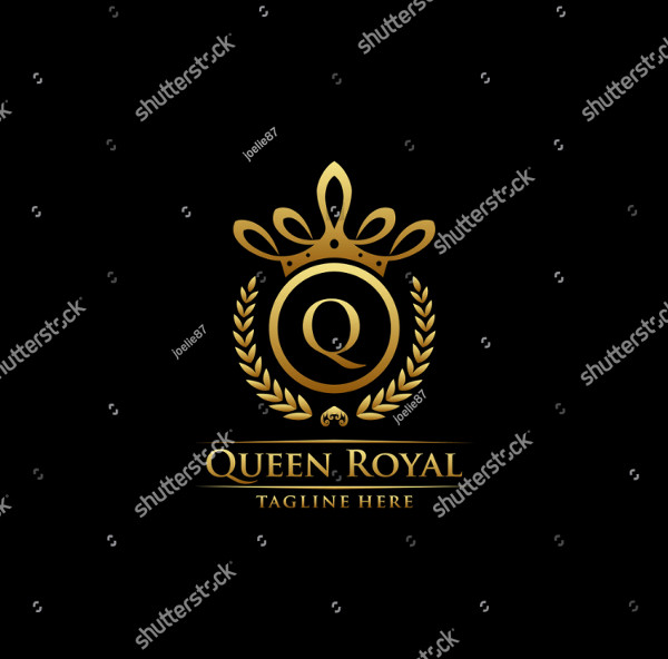 Queen Logo for Jewelry Store