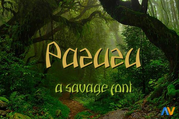 Best Jungle Font