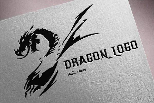 Custom Dragon Logo