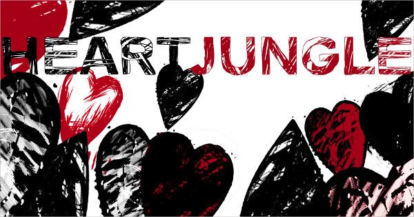 Heart Jungle Font Free Download
