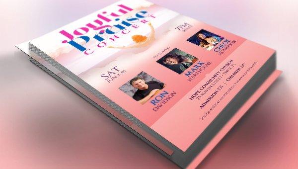 Worship Flyer Design