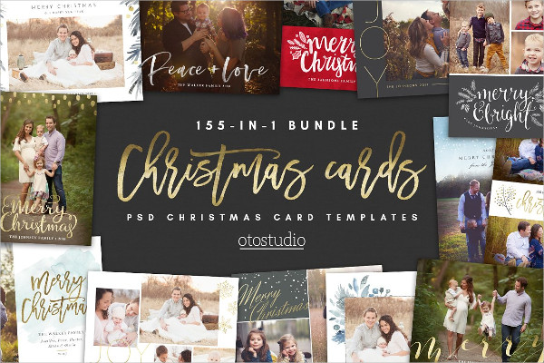 Huge Variety of Christmas Cards Designs