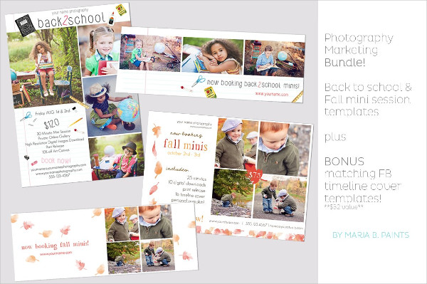Back to School & Fall Templates