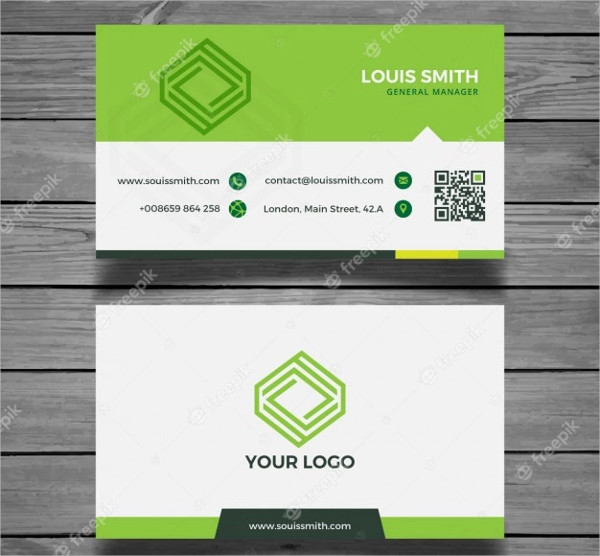 Free Download Business Card Design