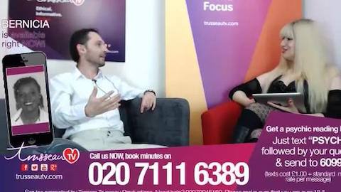 Holistic & Wellness Expert London Richard Brook on Trusseau TV