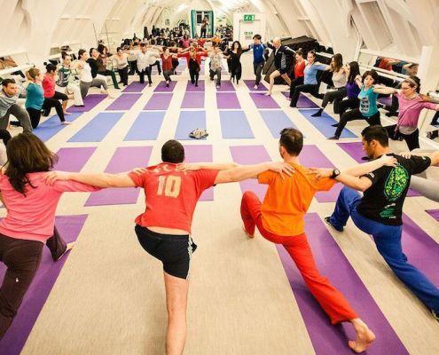 Dru Yoga London, Meditation with Richard Brook