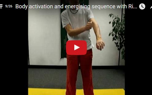Richard Brook Dru Yoga London - Activations