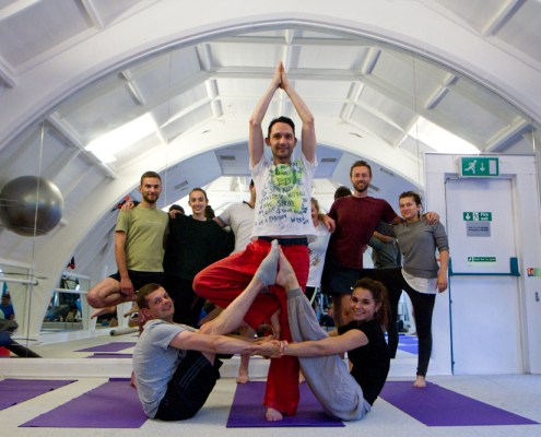 Richard Brook Creative Yoga in London