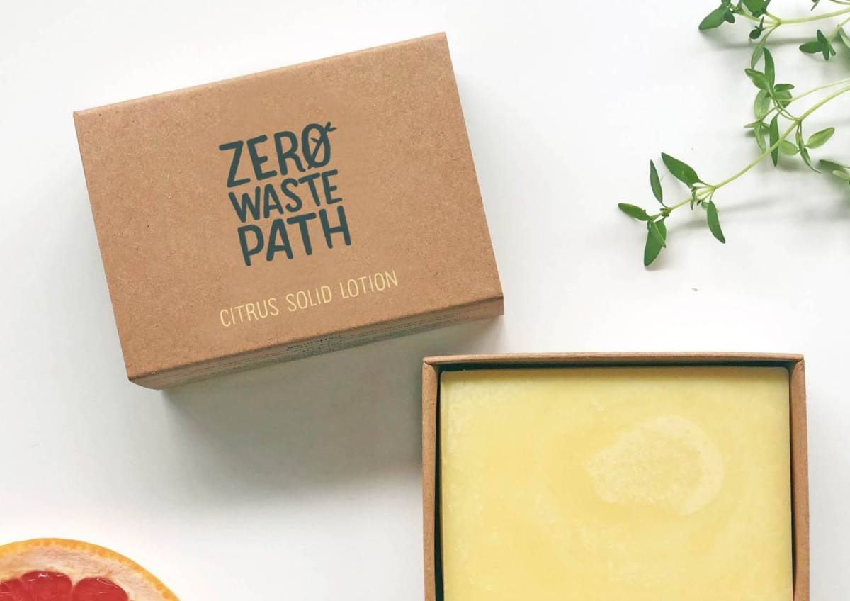 example of customers resonating with packaging initiative