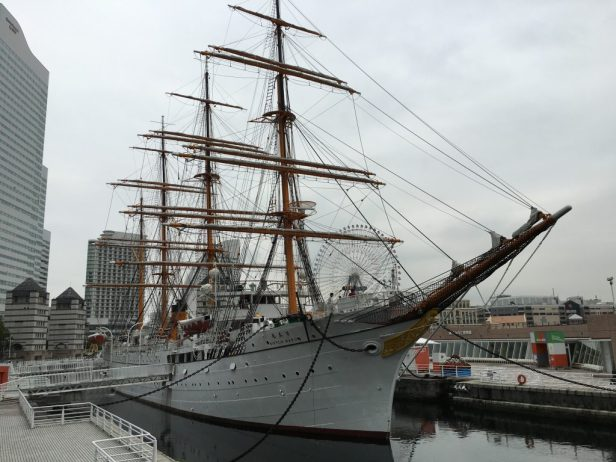 Sail Training Ship Nippon Maru - iPhone 6S Plus Camera Review