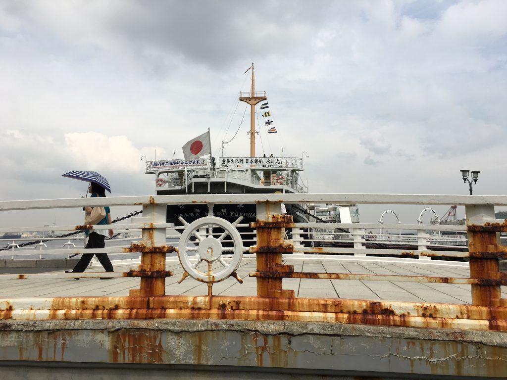 Yamashita Park in Yokohama - iPhone 6S Plus Camera Review