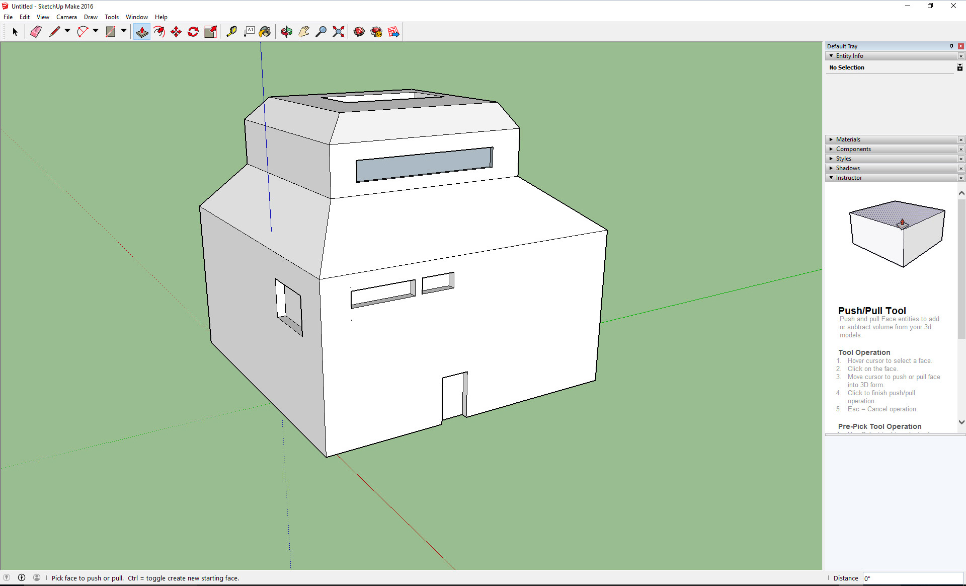sketchup Archives | Creative With Jaakko - 3D Tutorials and More