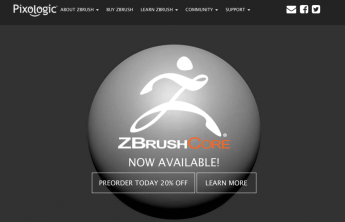 ZBrushCore in Pixologic Website.