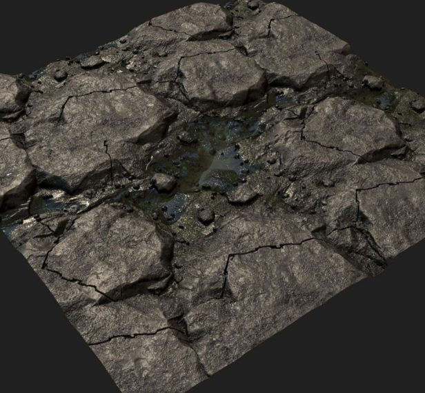 Seaside Rocks Substance details