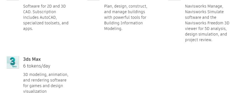 Autodesk Flex pricing