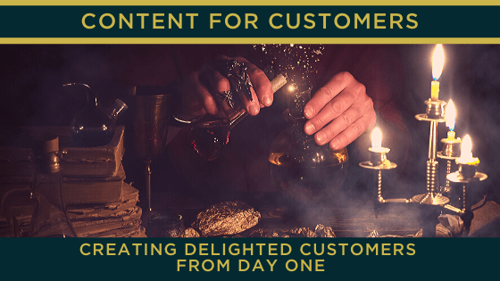 Creating delighted customers from day one