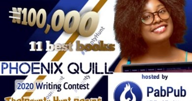 Phoenix Quill Writing Contest