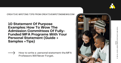Statement of purpose examples