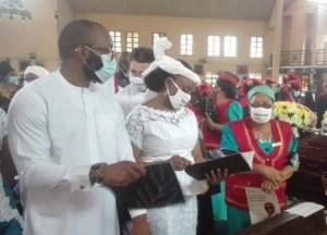 Chimamanda Adichie buries her father