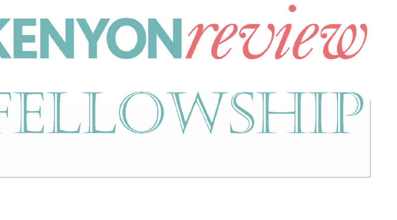 Kenyon Review Fellowship