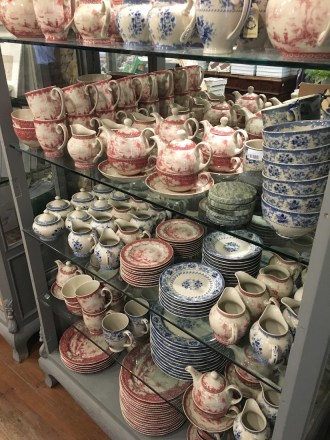 teasets from avoca