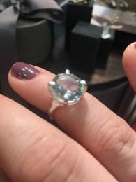 a photo of a chupi gemstone ring
