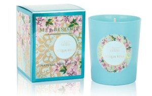a photo of max benjamin amalfi candles