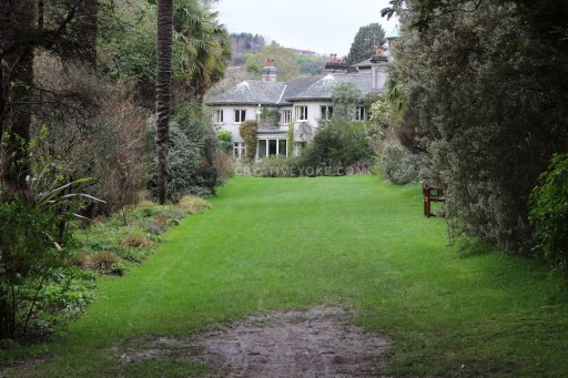 a picture of Mount Usher House
