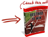 "Get ""Destined to Win"" Youth Bible Study Series"