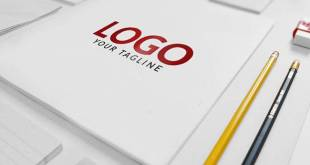 Free Logo PSD Mock-Ups for Presentations