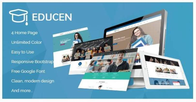 Educen wordpress theme