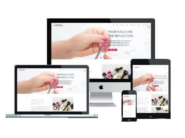 Nail WordPress Theme
