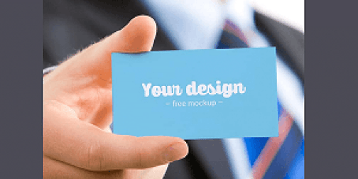 Business Cards Free Mockup PSD