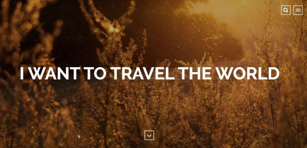Travelogue - Travel Blog WordPress Theme