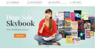 WordPress Themes for Selling eBooks