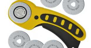 best rotary cutter for quilters