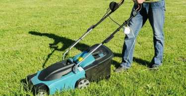 best battery powered lawn mowers reviews