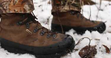 best mountaineering boots for hunting