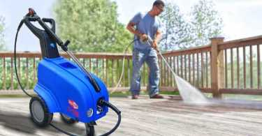 best small pressure washer reviews