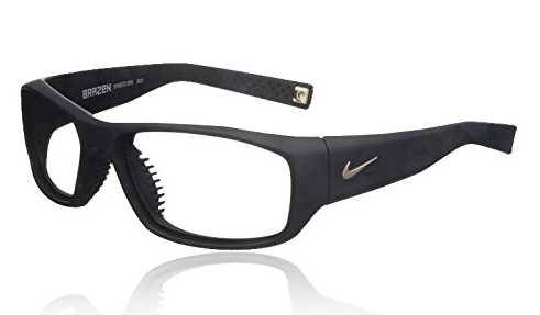 Black Maxx Wrap Safety Frame Schott SF-6 HT X-Ray Protective Lead Glasses 62x18x145mm