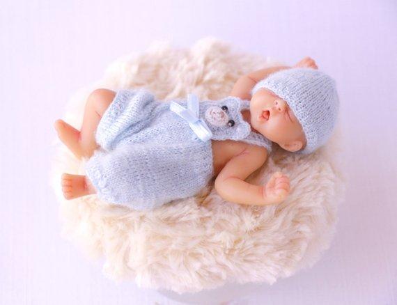 Miniature baby world by Camille Allen
