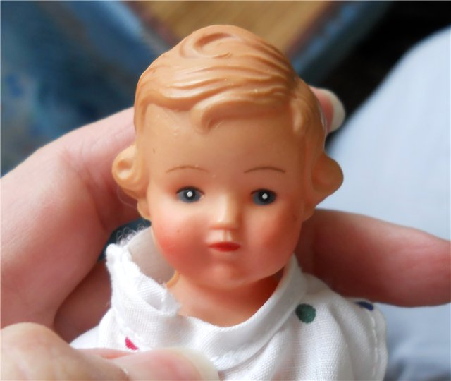 Plasticbaby German Dolls