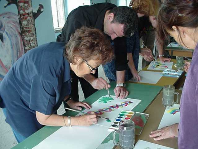 arts-based learning for business