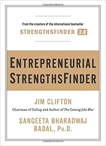 Entrepreneurial Strengthfinder
